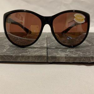 COSTA Del Mar Women's La Mar Round Sunglasses NWT